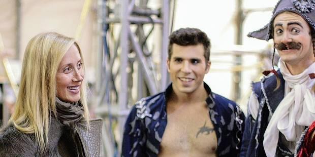 Lara Fabian fait son cirque - La DH