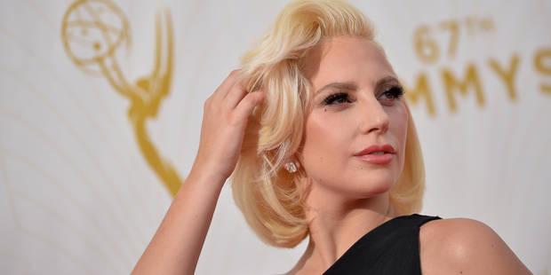 Aux Emmy Awards, de la classe sur le tapis rouge, même pour Lady Gaga - La DH
