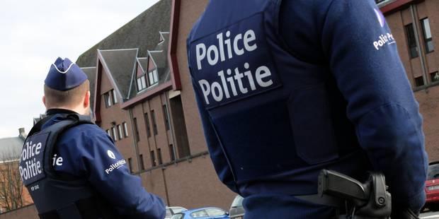 Molenbeek: à 190 km/h le long du canal, il échappe aux policiers - La DH