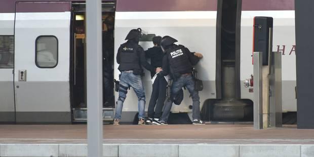 Rotterdam: l'adolescent qui s'était enfermé dans la toilette du Thalys ne sera pas poursuivi - La DH