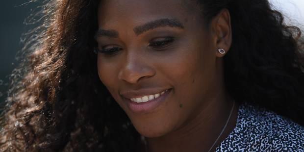Serena Williams, prochaine icône du calendrier Pirelli - La DH