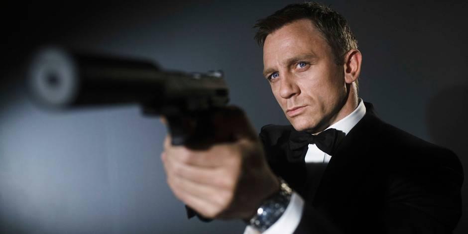 """Daniel Craig est le plus """"soiffard"""" des 007"""