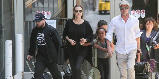 Angelina Jolie et Brad Pitt : une adoption de plus? - La DH