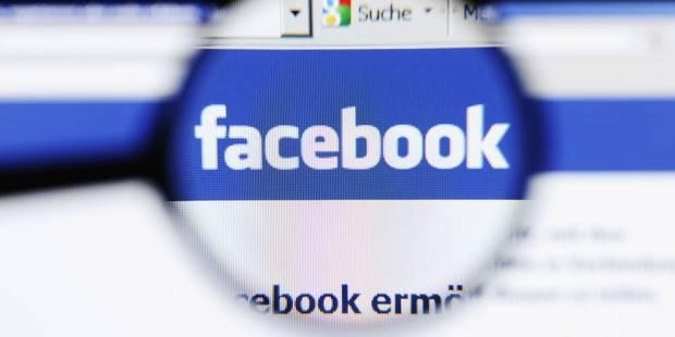 Facebook a été indisponible durant 30 minutes - La DH