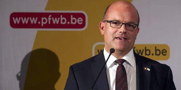"""Fêtes de la FWB: """"Rastrins valet!"""", répond M. Courard aux fossoyeurs de la Fédération - La DH"""
