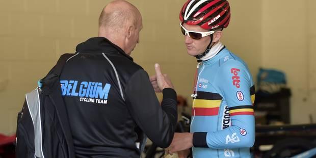 """Mondiaux de cyclisme: """"L'ambiance dans l'équipe est vraiment bonne"""" - La DH"""