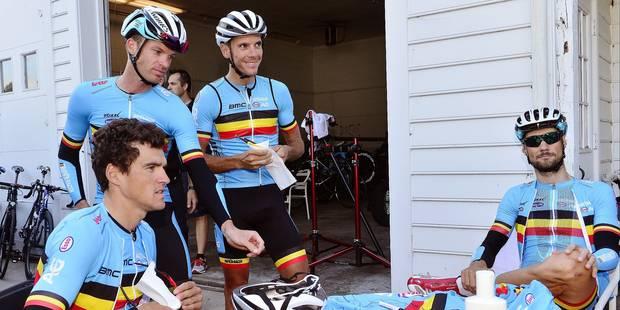 Mondiaux de cyclisme: à trois pour un rêve américain - La DH