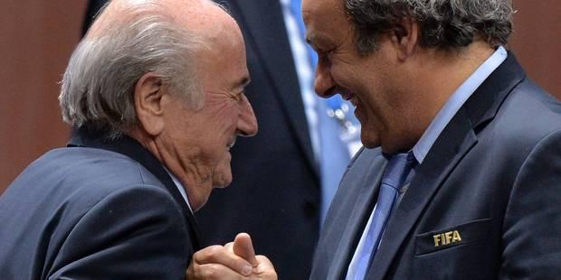 La commission d'�thique de la FIFA pourrait enqu�ter sur Blatter et Platini