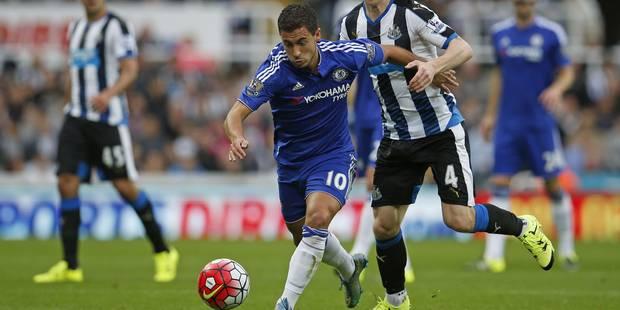 Eden Hazard cité en Espagne - La DH