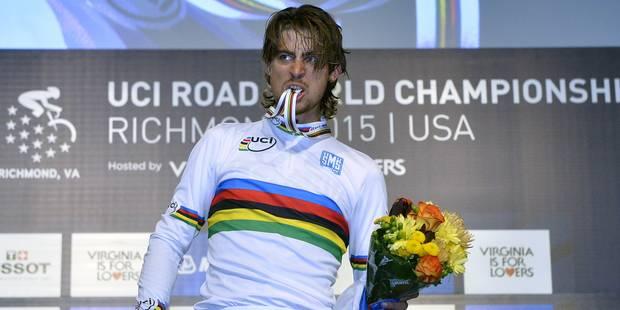 Peter Sagan est champion du monde - La DH