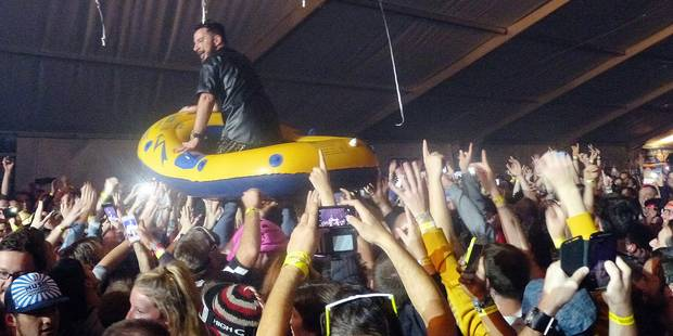 La folie Fatal Bazooka à Marbehan - La DH