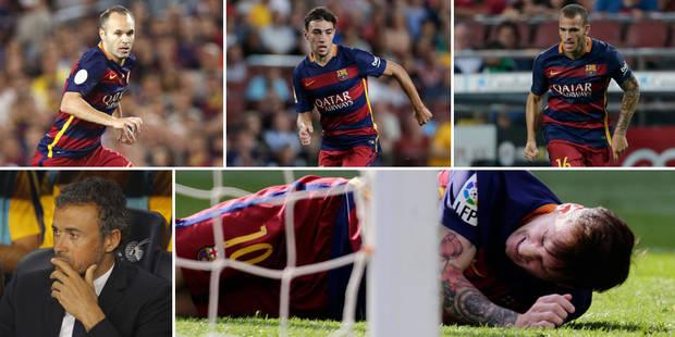 Remplacer Lionel Messi: l'énigme de Luis Enrique - La DH
