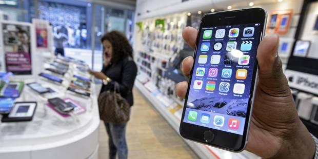 Les chiffres fous des nouveaux iPhones d'Apple