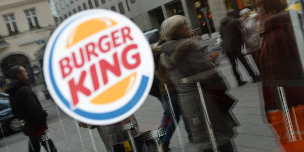 Quick va être racheté par Burger King - La DH
