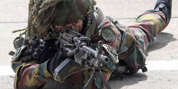 Militaires en rue: une facture qui atteint déjà 10 millions d'euros - La DH