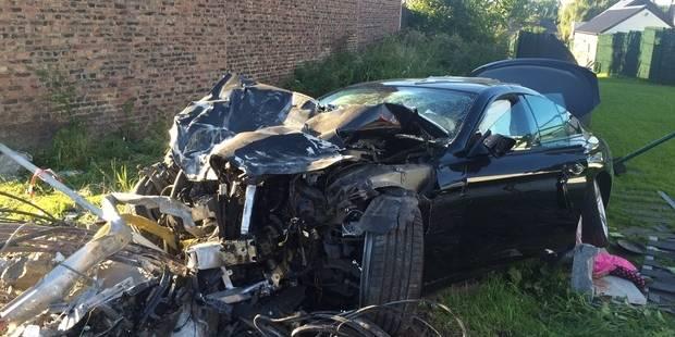 Wanfercée-Baulet: la fillette impliquée dans un accident mortel est décédée - La DH