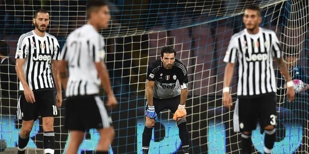 Juventus-FC Séville, le choc entre deux finalistes européens - La DH