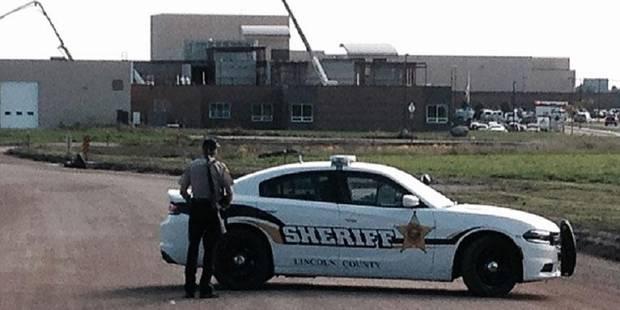 USA: fusillade dans un lycée, le proviseur blessé - La DH