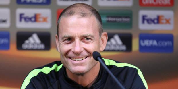 """Le coach de Midtjylland Thorup: """"Mon équipe est prête"""" - La DH"""