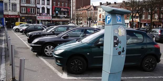 Charleroi: en 2016, tout le parking urbain deviendra payant - La DH