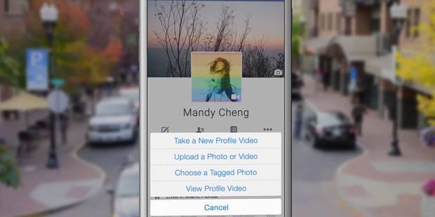Les trois nouveautés qui vont révolutionner votre profil Facebook - La DH