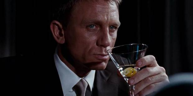 James Bond : son nom est Craig, Daniel Craig - La DH