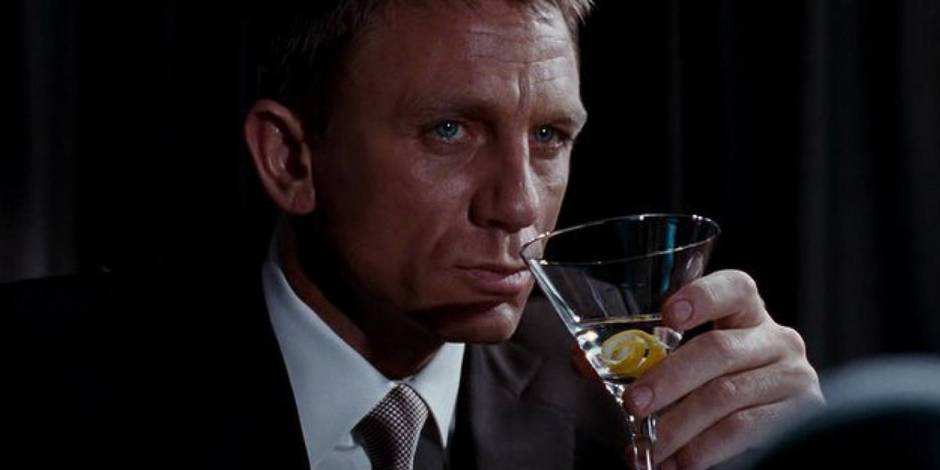 James Bond : son nom est Craig, Daniel Craig