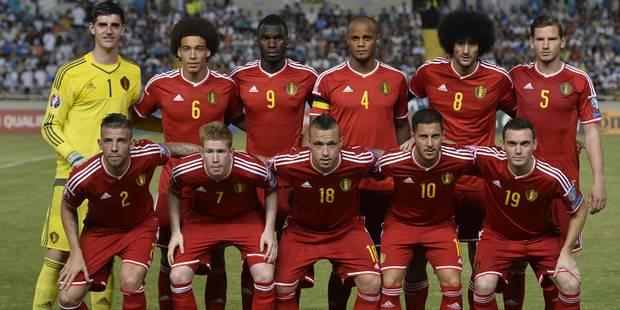 Classement FIFA: La Belgique bientôt première mondiale ? - La DH