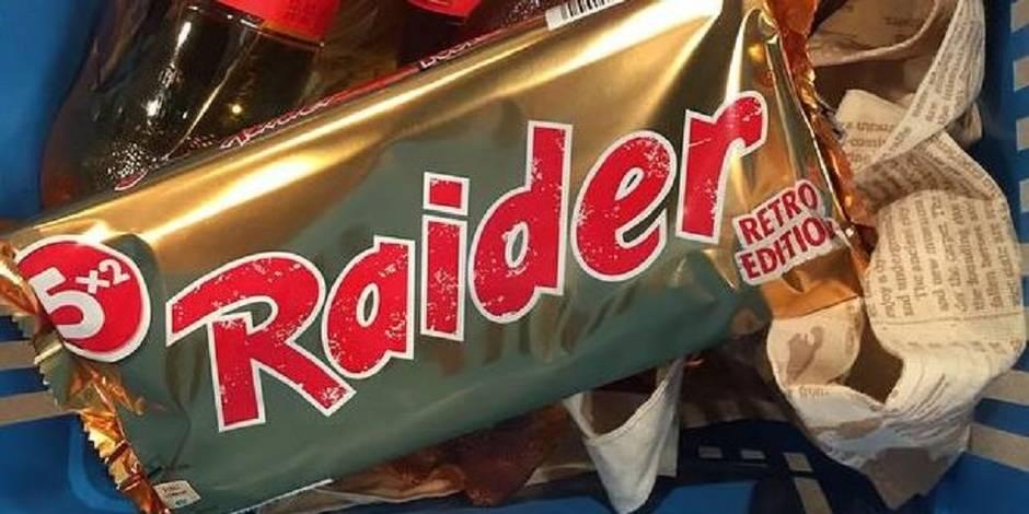 Bonne nouvelle pour les nostalgiques : le Raider est de retour !