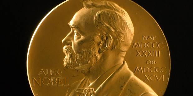 Vous voulez un prix Nobel? Achetez-le! - La DH