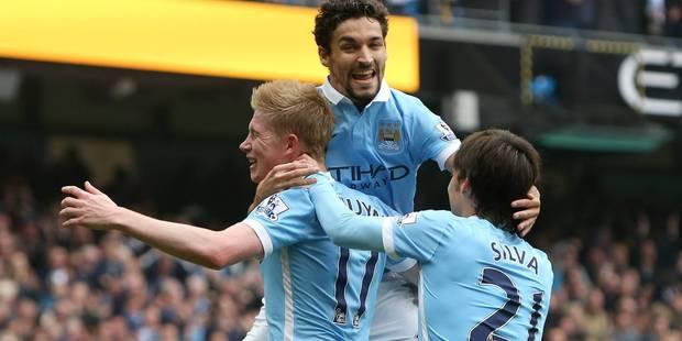 Premier League: Agüero relance Manchester City, nouvelle claque pour Chelsea - La DH