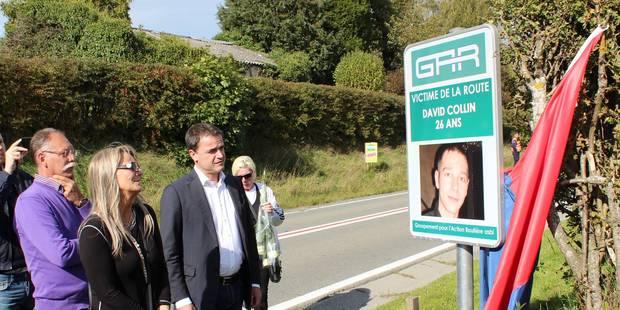 David Collin: nouvelle mobilisation à Mageret - La DH