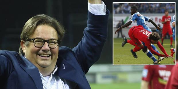 Le tweet assassin (et savoureux) de Marc Coucke sur le Club de Bruges - La DH