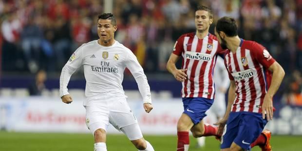 Liga: l'Atletico et le Real dos à dos (1-1) - La DH