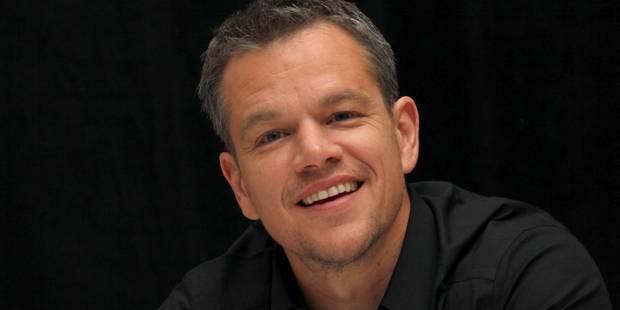 Matt Damon : ses 20 ans de carrière tiennent en 8 minutes - La DH