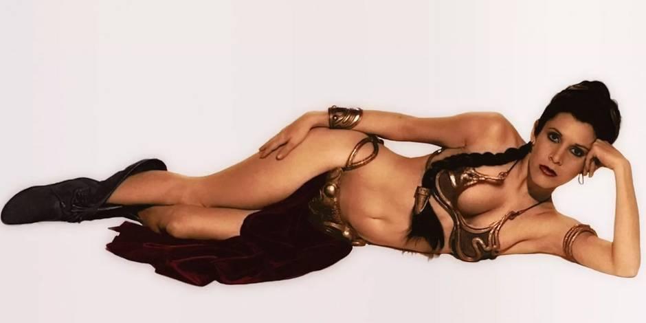 Star Wars: Le bikini de la Princesse Leia vendu à prix d'or