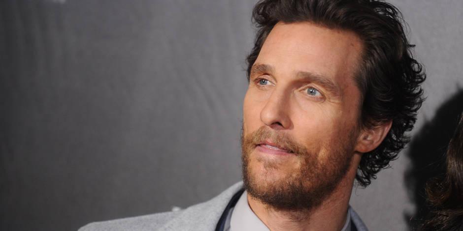 Matthew McConaughey est simplement méconnaissable