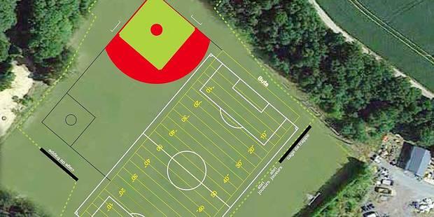 Mont-Saint-Guibert: un nouveau complexe de sports américains - La DH