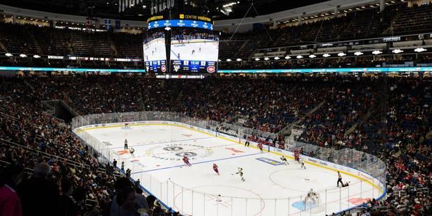 Un hockeyeur canadien suspendu 41 matchs ! - La DH