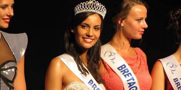 Miss Bretagne perd son titre pour des photos topless sur Facebook - La DH