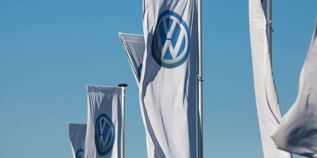 Tricherie VW: le rappel des véhicules truqués devrait commencer en janvier - La DH