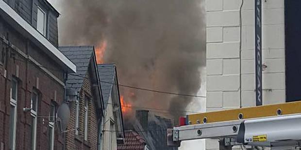 Une personne grièvement brûlée et 2 autres intoxiquées dans une explosion à Wépion - La DH