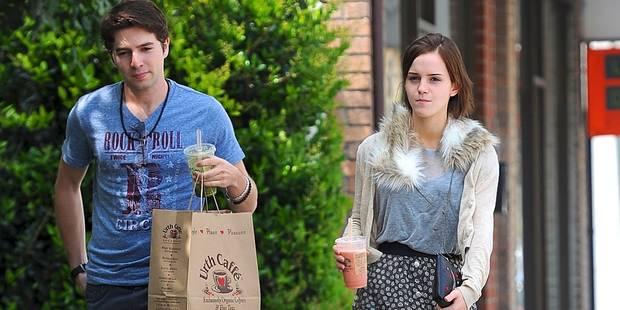 Emma Watson en pleine love story ? - La DH