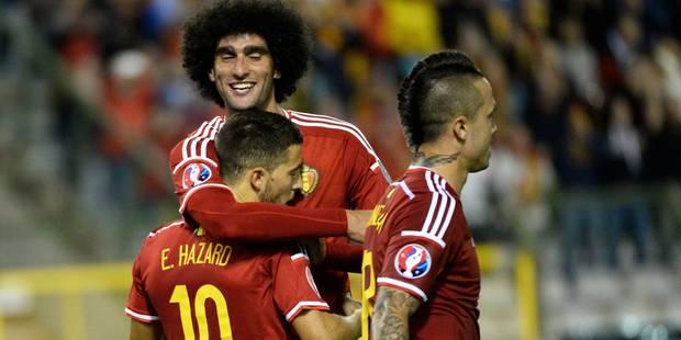 En cas de 6 sur 6 contre Andorre et Israël, les Diables seront en tête du classement FIFA ! - La DH