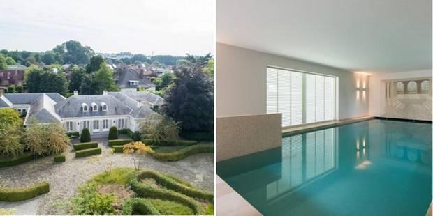 La superbe villa de Marc Coucke est en vente (PHOTOS) - La DH