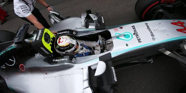 GP de Russie: Lewis Hamilton rit, Rosberg pleure... mais Mercedes est champion du monde ! (PHOTOS) - La DH