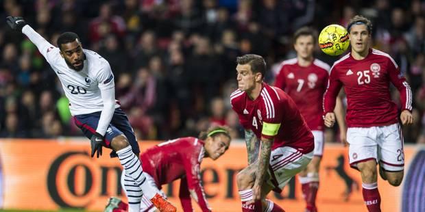La France confirme face au Danemark (2-1) - La DH