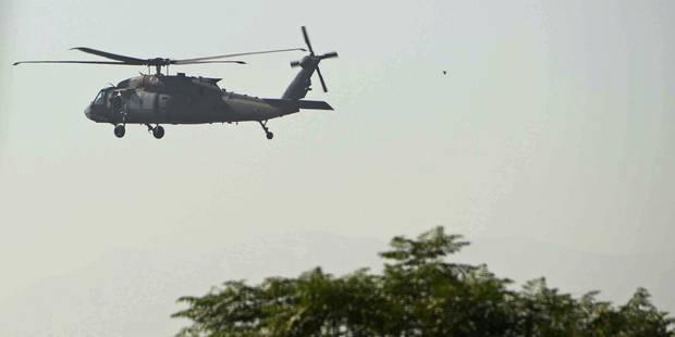 Cinq morts à la suite du crash d'un hélicoptère de l'Otan à Kaboul - La DH