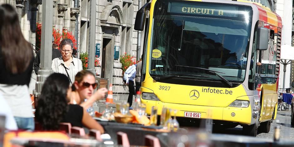 Polémique à Mons: les mini-bus gratuits seront payants - La DH