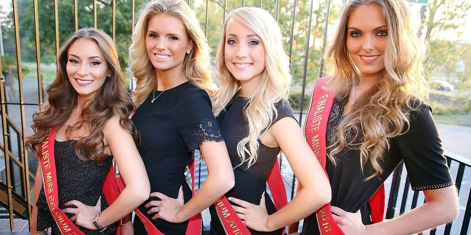 Une seule sera Miss Belgique!